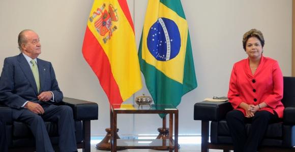 el rey en brasil