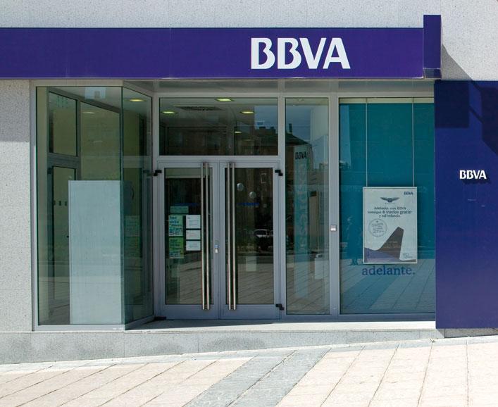Merlín compra 880 sucursales alquiladas a BBVA