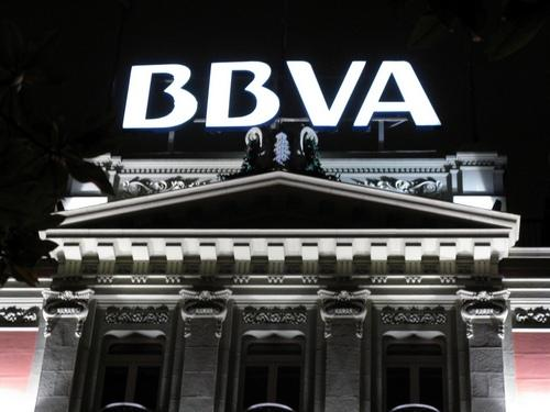 BBVA repartirá dividendo de 0,10 euros brutos por acción