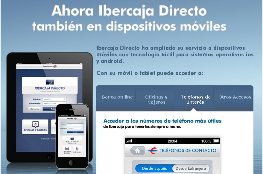Ibercaja app