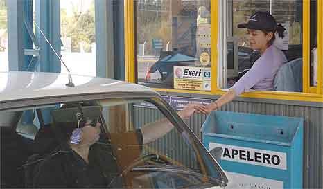 La autopista Cartagena-Vera presenta concurso de acreedores