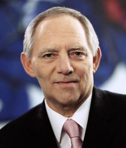 Schäuble asegura que España está haciendo lo correcto