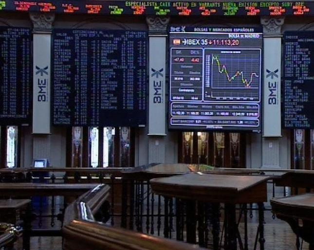 Las firmas de Bolsa ganan en diciembre un 93,8% menos