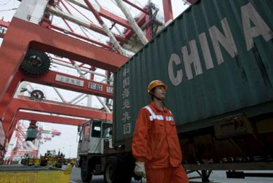 China aumenta sus exportaciones un 22%