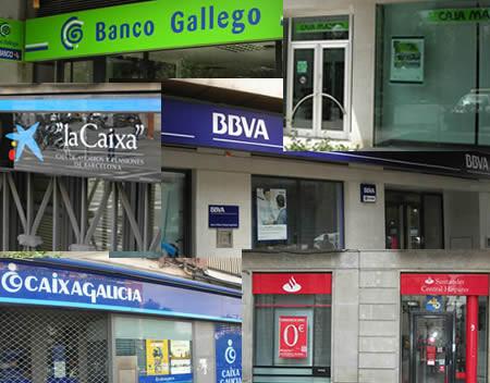 El precio de los servicios financieros, más alto en España que en la eurozona