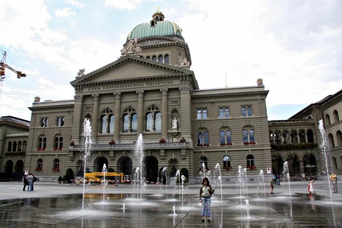 Parlamento suiza