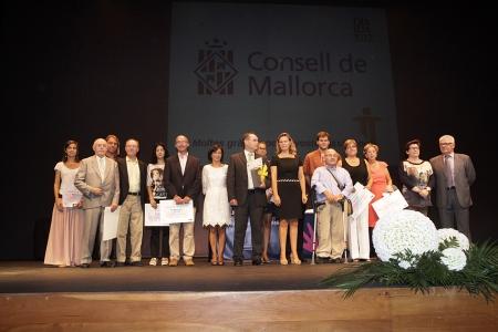 Premio Solidaridad 2012