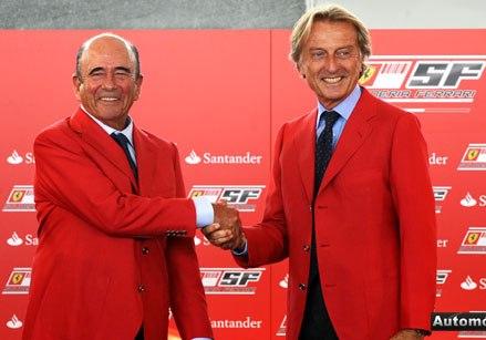 Banco Santander rentabiliza su inversión en Ferrari