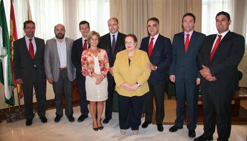 Banco Santander y Universidad de Cordoba