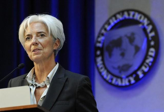 Lagarde advierte de posible empeoramiento de la economía europea