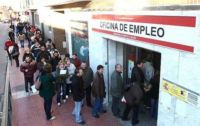 Más de 2 millones de parados en España no reciben prestaciones