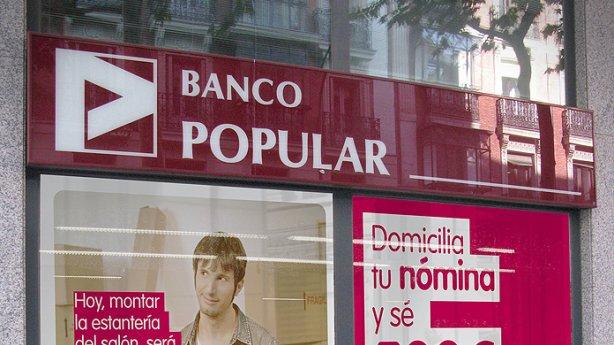 Banco Popular financiará iniciativas sociales de accionistas