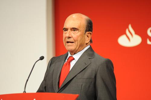 Banco Santander obtiene un beneficio similar a todo 2012