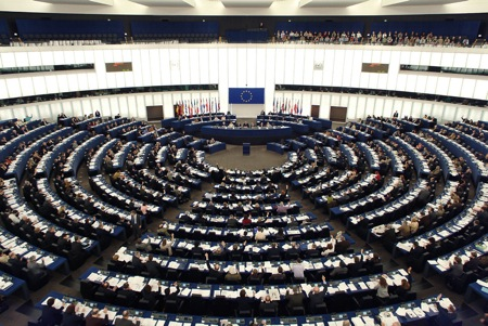 Eurocámara pre-aprueba unos presupuestos de 960.000 millones de euros
