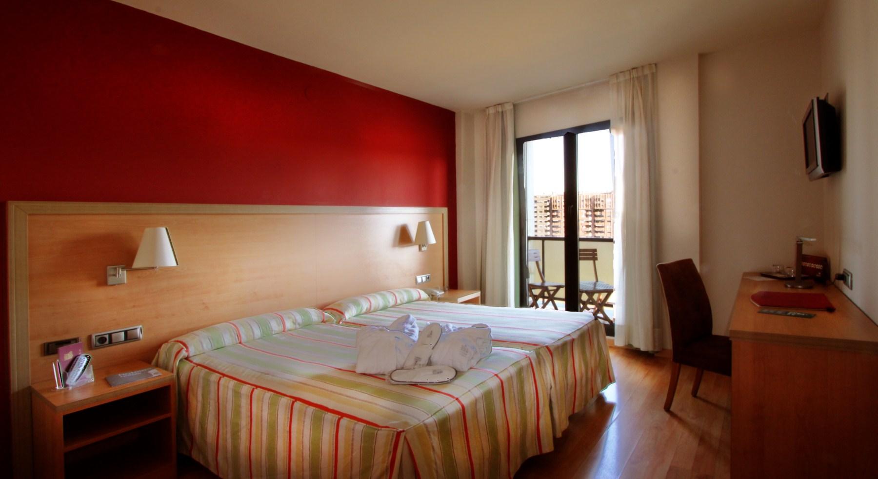 habitación-hotel-real-lleida