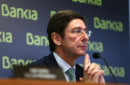 """Goirigolzarri: Bankia no tiene """"necesidades adicionales de capital"""""""