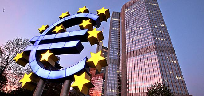 Los depósitos de los bancos europeos en el BCE, bajo mínimos