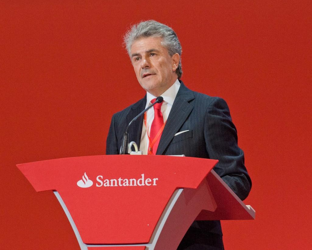 García Candelas (Banco Santander) afirma que España está en un ciclo de crecimiento sostenido