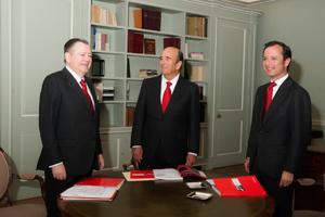 Banco Santander, Javier Marin