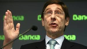 Goirigolzarri defiende el rescate bancario