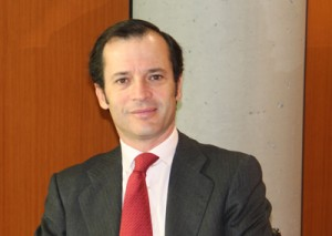 Javier Marin, Banco Santander