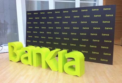 Bankia compra 30 millones de acciones a filiales