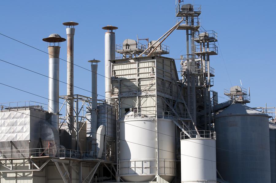 La producción industrial, al alza en abril