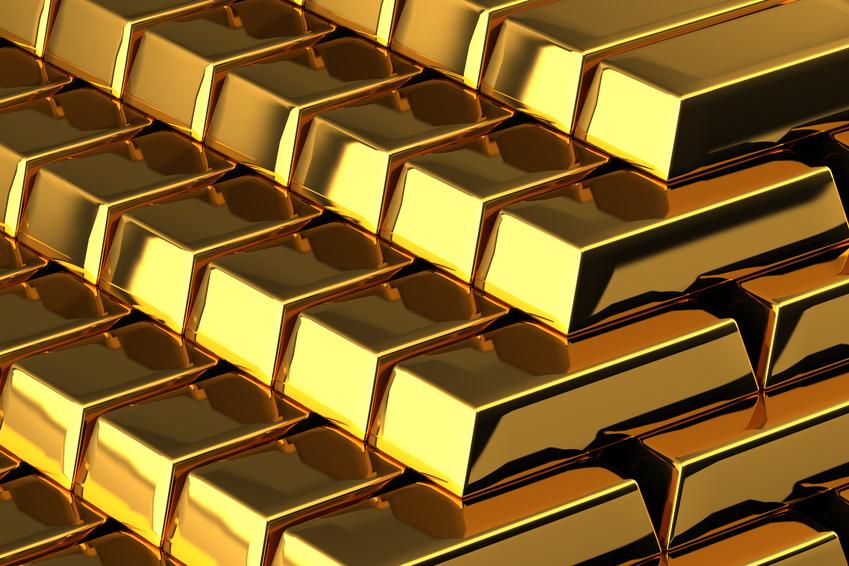 El oro cae un 10% en dos días