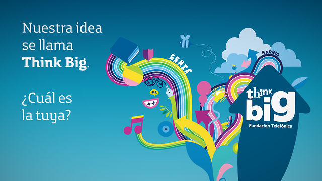 telefonica think big movistar