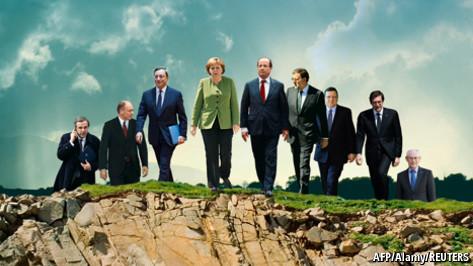 `The Economist´ vaticina el final del euro