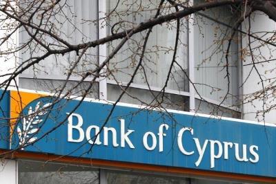 Bank of Cyprus nombra nuevo consejero delegado