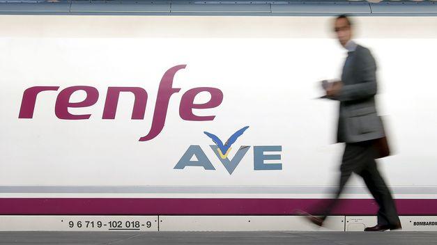 El AVE contara en 2014 con un 3,2% menos de presupuesto