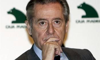Miguel Blesa pasa su primera noche en la cárcel