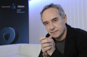telefonica Ferran-Adria