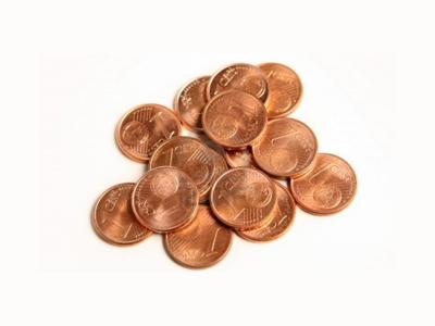 Bruselas propone retirar las monedas de 1 y 2 céntimos