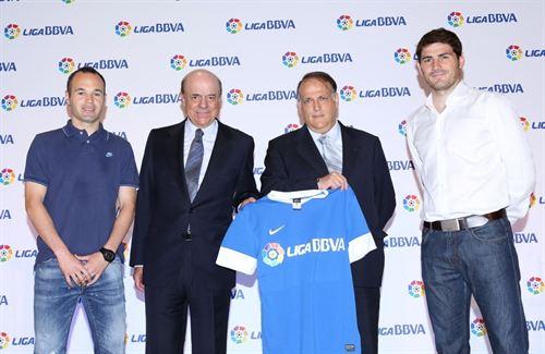 BBVA renueva su patrocinio con la LFP por tres temporadas