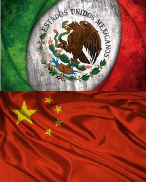 México y China trabajan por una mejor cooperación económica