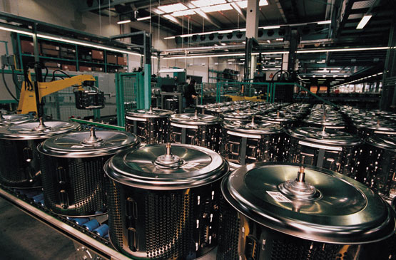 Aumentan las exportaciones de bienes de equipo