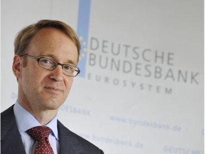 """Weidmann: """"El Bundesbank no puede por sí solo resolver la crisis de la zona euro"""""""