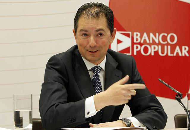 Banco Popular insta a seguir aprobando medidas para impulsar la demanda y consumo