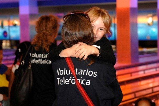 fundacion telefonica voluntarios