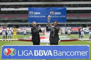 BBVA Bancomer patrocinará la Liga MX