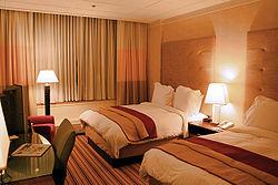 Suben un 0,5% las pernoctaciones hoteleras