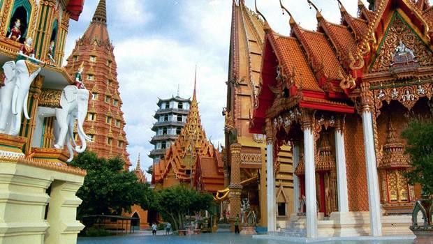 Tailandia entra en recesión