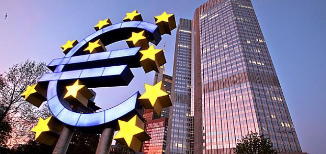 La actividad del sector privado de la eurozona, en mínimos
