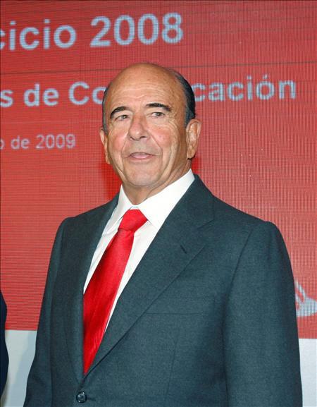 Emilio Botín aboga por acelerar la unión bancaria europea