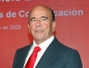 Emilio Botín, elegido empresario más influyente