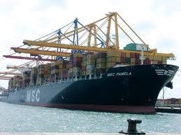 Disminuye el tránsito de mercancías en los puertos