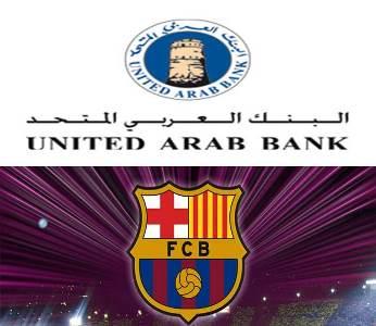 United Arab Bank y el FC Barcelona firman acuerdo de patrocinio