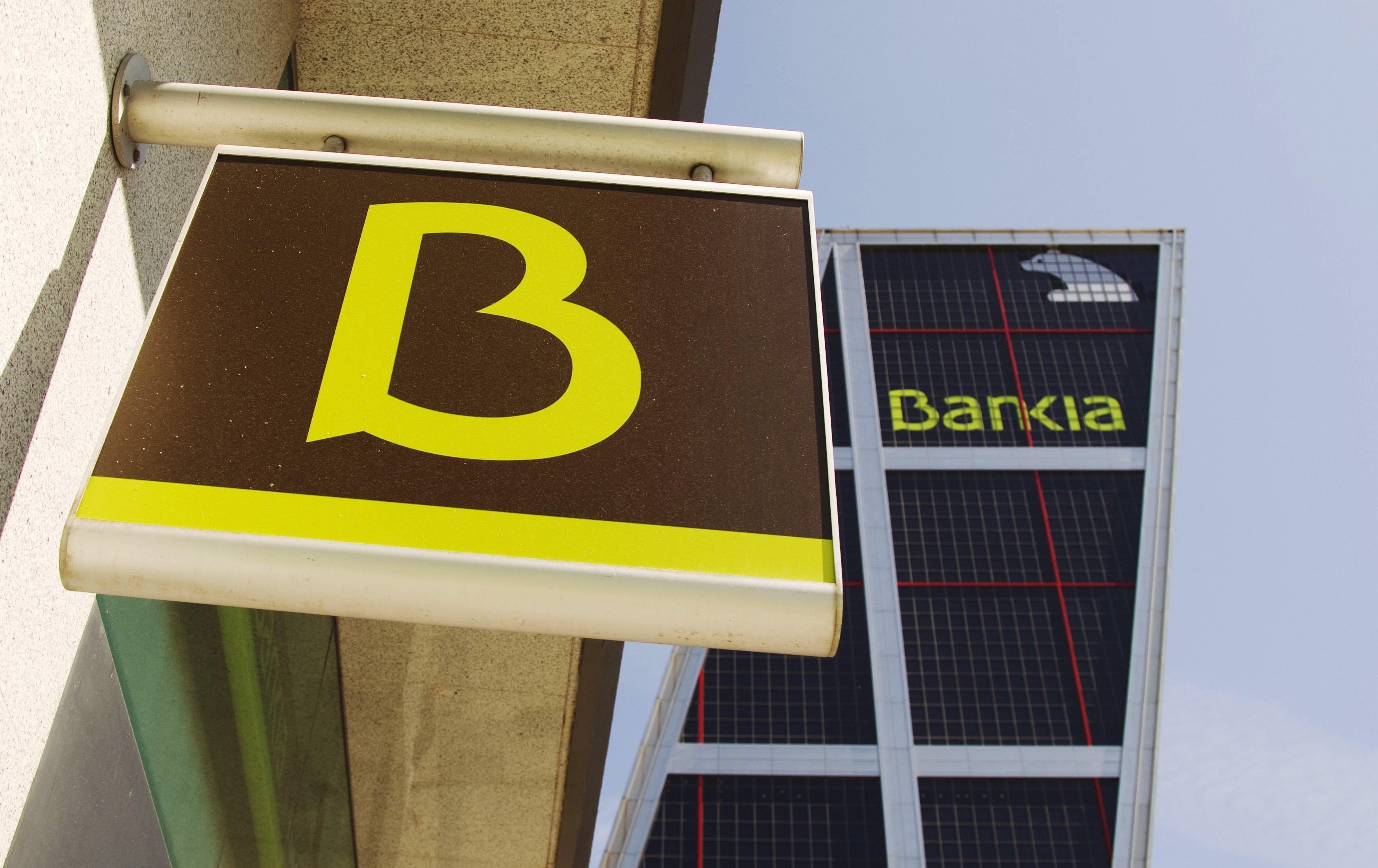 Bankia vende 12% de Mapfre